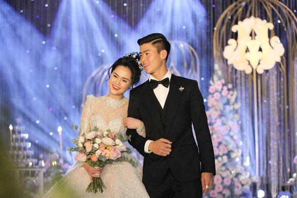 Liều lĩnh chọn phong cách make up chưa từng có tiền lệ tại Vbiz, Quỳnh Anh trở thành cô dâu đi đầu xu hướng hot hit nhất 2020 0