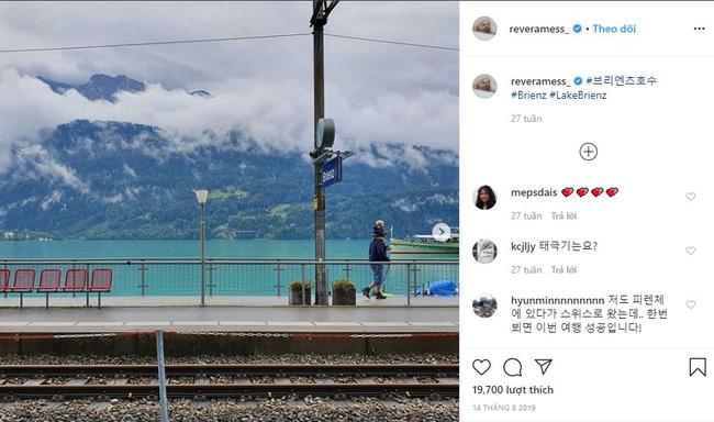 Rộ tin đồn Hyun Bin và Kang Sora tái hợp, còn lộ bằng chứng theo chân bạn trai sang tận Thụy Sỹ? 1