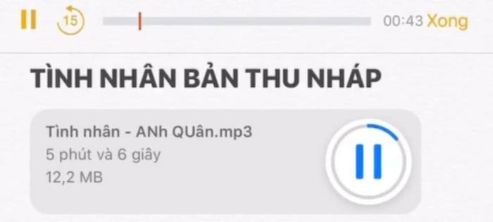 Nguyễn Trần Trung Quân hé lộ bản thu Tình nhân (Hương Giang) và nghi vấn đổi nghệ danh mới? 0