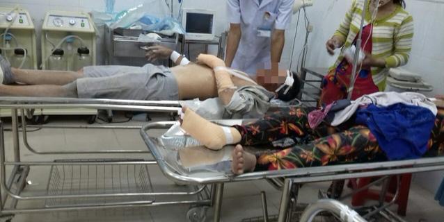 Bác sĩ Phan Huy Anh Vũ - giám đốc Sở Y tế tỉnh Đồng Nai - xác nhận đã có 10 người tử vong và một số người bị vùi lấp trong vụ tai nạn lao động ở KCN Giang Điền. Thông tin từ Trung tâm y tế H.Trảng Bom, gần 20 người bị thương sau vụ tai nạn được đưa vào trung tâm cứu chữa.