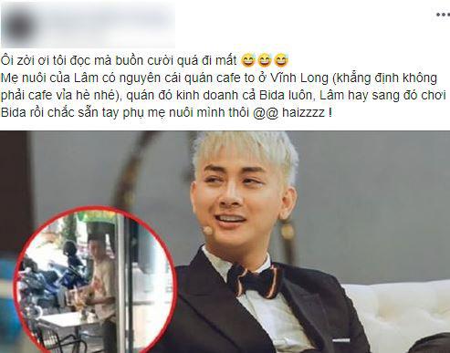 Bạn thân Hoài Lâm lên tiếng về đoạn video nam ca sĩ đi bán cà phê kiếm sống ở quê sau ly hôn 0
