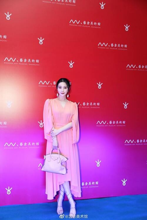 Phạm Băng Băng diện cây hàng hiệu hơn 1,5 tỷ đồng chỉ để dự triển lãm nghệ thuật 0