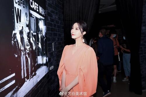 Phạm Băng Băng diện cây hàng hiệu hơn 1,5 tỷ đồng chỉ để dự triển lãm nghệ thuật 2