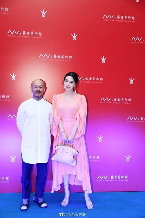 Phạm Băng Băng diện cây hàng hiệu hơn 1,5 tỷ đồng chỉ để dự triển lãm nghệ thuật 5