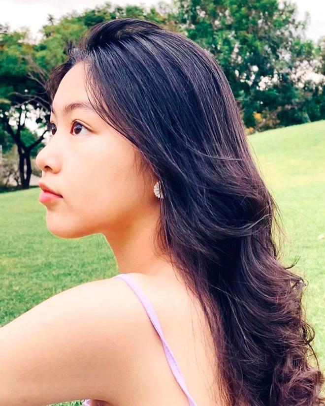 Khi đăng những bức ảnh này trên trang cá nhân, bà xã Quyền Linh tiết lộ mái tóc xoăn bồng bềnh do Lọ Lem và Hạt Dẻ tự làm cho nhau bằng bít tất, theo hướng dẫn trên youtube.