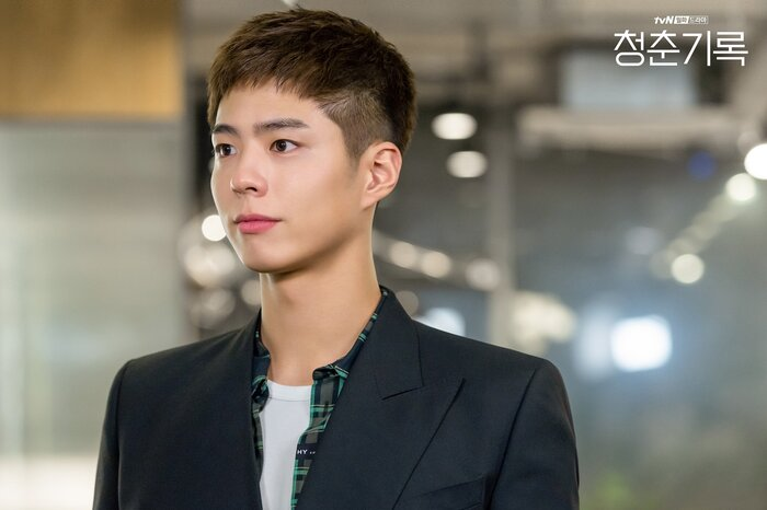 Rò rỉ ảnh trong quân đội của Park Bo Gum: Knet khen đẹp trai mặc kệ lớp khẩu trang! 5