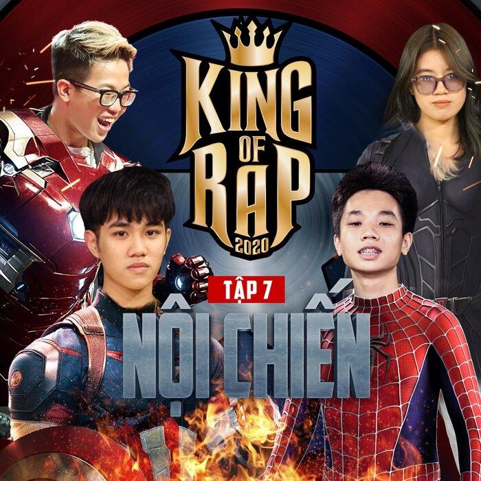 Biến căng King of Rap 2020: Mas tuyên bố RichChoi chỉ là 'con khỉ ba hoa' 0