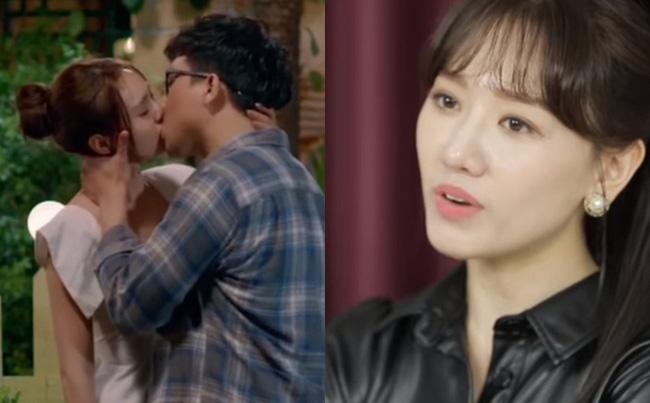 Trấn Thành - Lan Ngọc từng vướng tin đồn hẹn hò vì đóng phim 'Cua lại vợ bầu' quá ngọt.