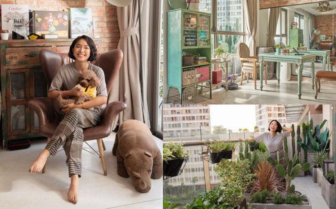 Ở tuổi 23, Châu Bùi có cửa hàng thời trang riêng tại Tp.HCM và Hà Nội. Ngoài ra, cô còn sở hữu 1 căn hộ rất đẹp tại Sài Gòn.
