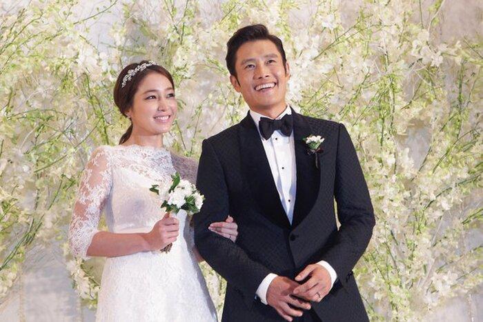 Lee Byung Hun - Lee Min Jung.