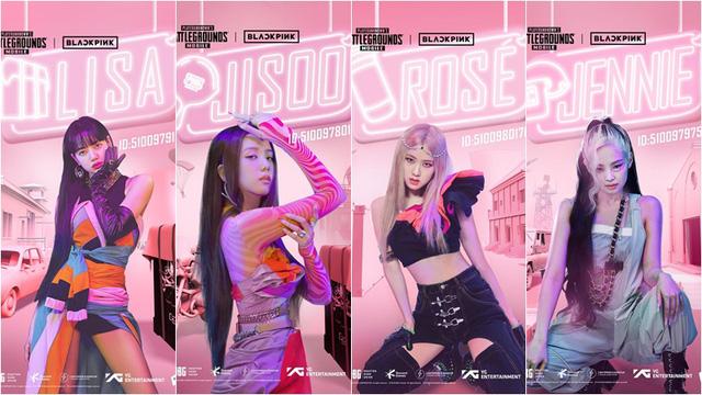 Sau Blackpink, nhóm nhạc nổi tiếng Hàn Quốc trở thành nhân vật chính trong game, nhìn hình biết ngay là ai 4