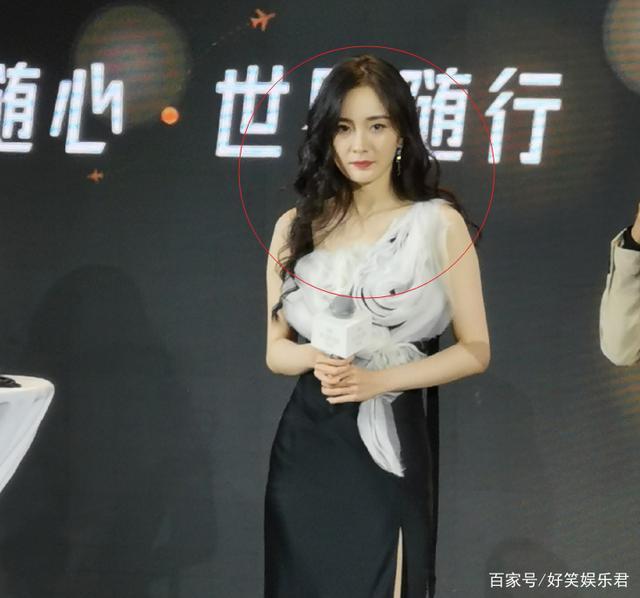 Dương Mịch vẫn đẹp xuất sắc ngay cả trong những bức hình chưa qua chỉnh sửa.