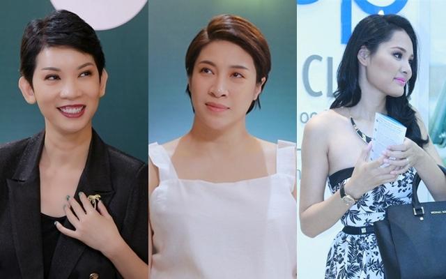 Hương Giang, Pha Lê và Xuân Lan là 3 nhân vật trong lùm xùm 'túi fake' gây xôn xao dư luận một thời