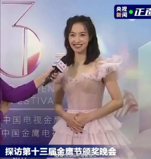 Nữ thần Kim Ưng Tống Thiến cùng chọn thương hiệu váy giống Phạm Băng Băng: Người xinh như tiên tử, người mặc lên nhìn như hàng chợ 8