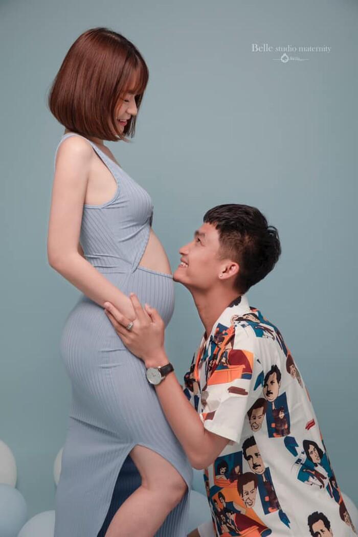 Đông Nhi đã sinh con, loạt sao Việt này cũng đang chờ ngày lâm bồn 6