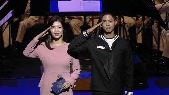 Park Bo Gum lộ diện sau khi nhập ngũ: Tá hỏa trước gương mặt chi chít mụn, dung nhan xuống cấp! 2