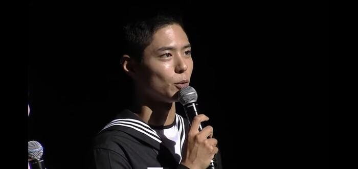 Park Bo Gum lộ diện sau khi nhập ngũ: Tá hỏa trước gương mặt chi chít mụn, dung nhan xuống cấp! 6