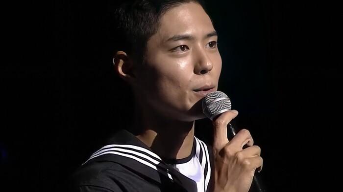 Park Bo Gum lộ diện sau khi nhập ngũ: Tá hỏa trước gương mặt chi chít mụn, dung nhan xuống cấp! 4