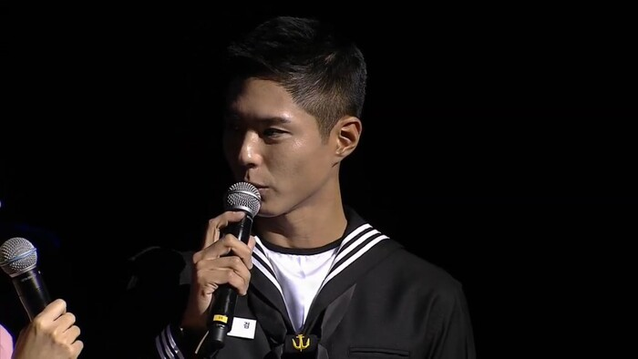 Park Bo Gum lộ diện sau khi nhập ngũ: Tá hỏa trước gương mặt chi chít mụn, dung nhan xuống cấp! 10