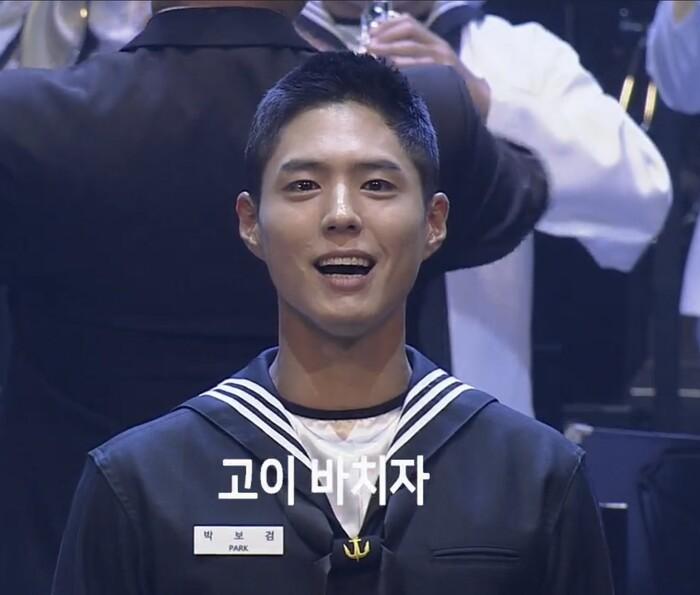 Park Bo Gum lộ diện sau khi nhập ngũ: Tá hỏa trước gương mặt chi chít mụn, dung nhan xuống cấp! 8