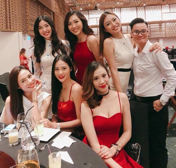 Tình huống 'bơ đẹp' của các cặp sao Việt: Thúy Vân và chồng Lan Khuê tránh né tuyệt đối, khó hiểu nhất là thái độ 'như người dưng' của vợ chồng Lệ Quyên 1