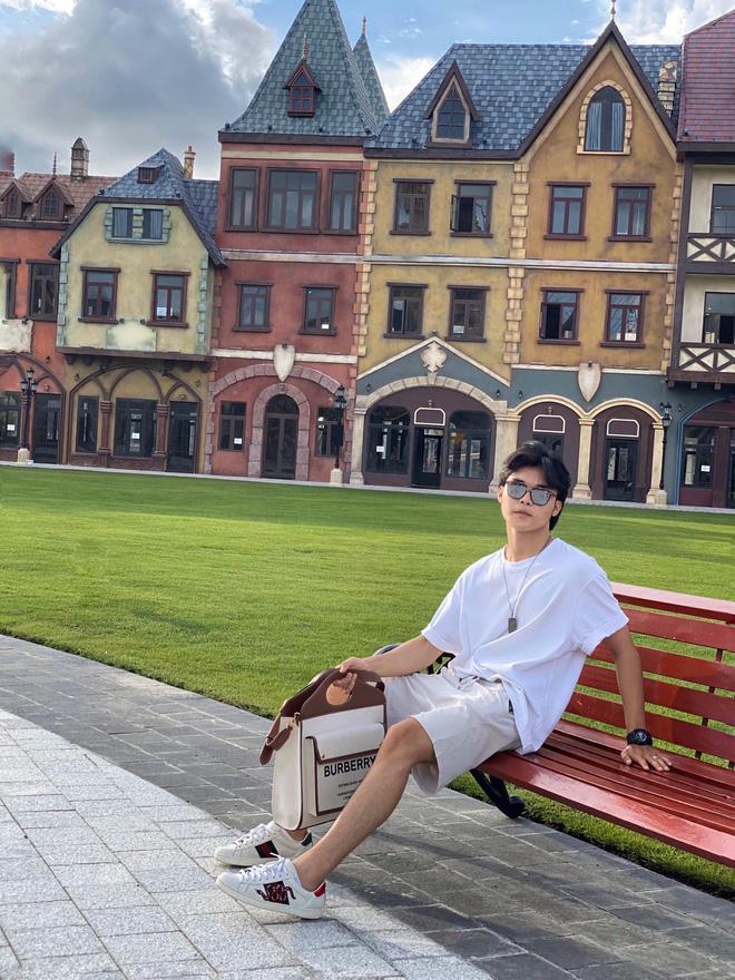 Em trai ruột Hoà Minzy: Cuộc sống như mơ nhờ chị gái và mối quan hệ với anh rể đại gia 4