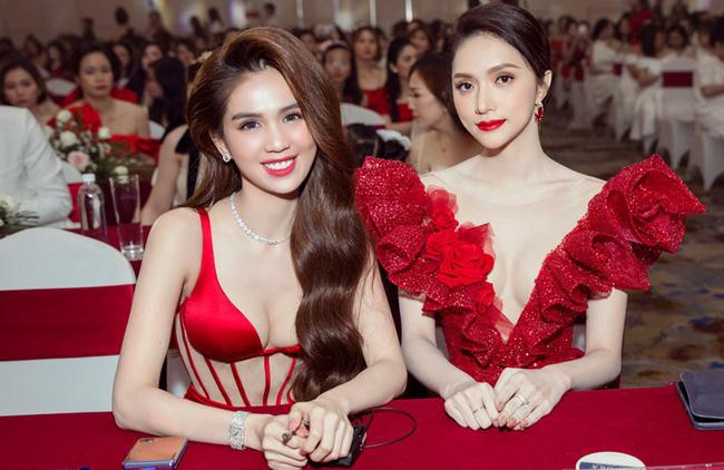 Sau ồn ào bị phát tán ảnh nóng, Ngọc Trinh công khai lên tiếng bảo vệ Hoa hậu Hương Giang giữa sóng gió anti-fan 1