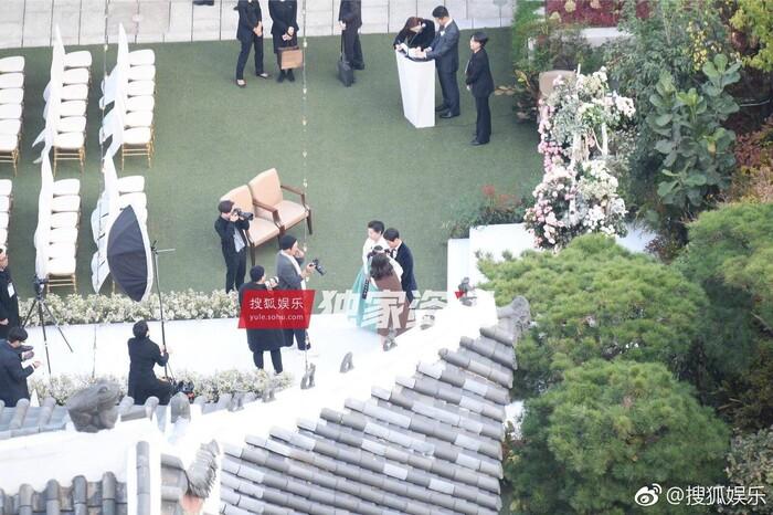 Kỷ niệm 3 năm ngày cưới: Nhìn lại 'hôn lễ thế kỷ' của Song Hye Kyo và Song Joong Ki! 16