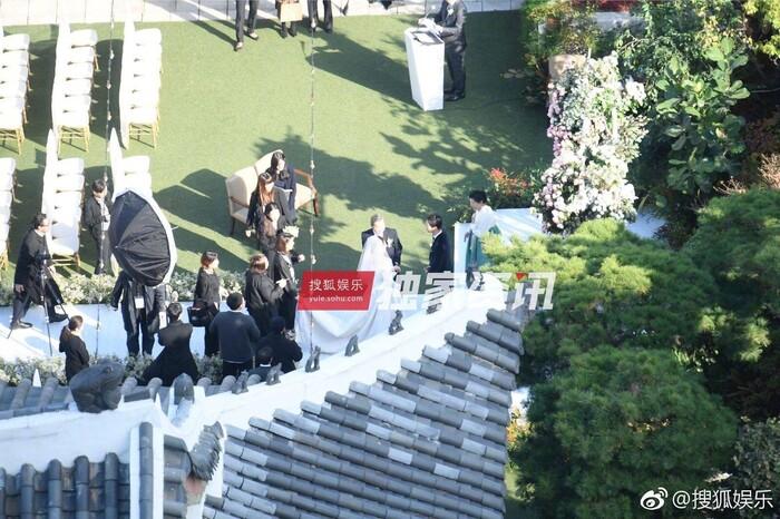 Kỷ niệm 3 năm ngày cưới: Nhìn lại 'hôn lễ thế kỷ' của Song Hye Kyo và Song Joong Ki! 17