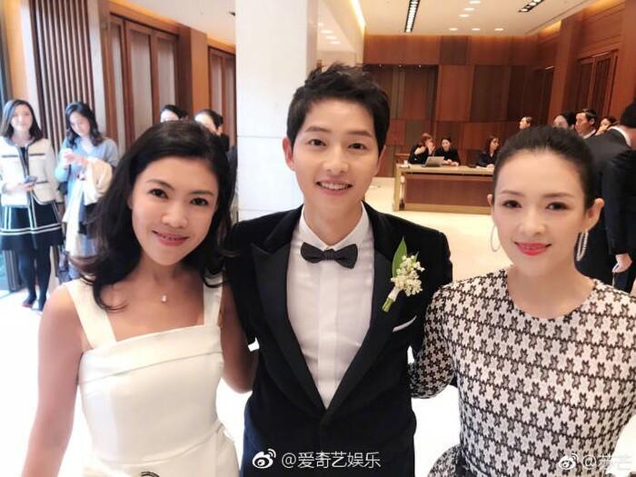 Kỷ niệm 3 năm ngày cưới: Nhìn lại 'hôn lễ thế kỷ' của Song Hye Kyo và Song Joong Ki! 27