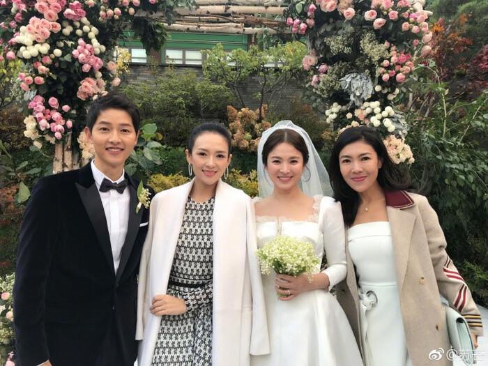 Kỷ niệm 3 năm ngày cưới: Nhìn lại 'hôn lễ thế kỷ' của Song Hye Kyo và Song Joong Ki! 26