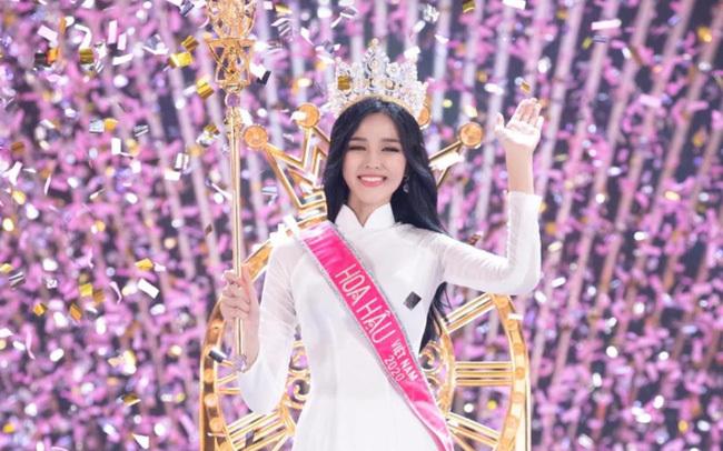 Hoa hậu Việt Nam 2020 Đỗ Thị Hà đã khóa Facebook cá nhân sau khi đăng quang