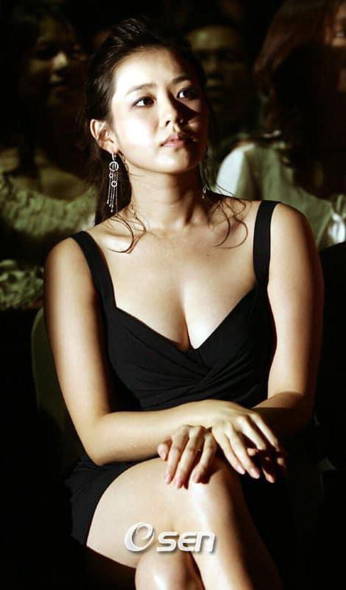 Son Ye Jin sở hữu vòng 1 vạn người mê nhưng liên tục phồng - xẹp khó hiểu 0