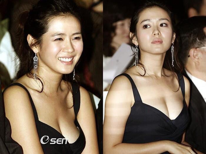 Son Ye Jin sở hữu vòng 1 vạn người mê nhưng liên tục phồng - xẹp khó hiểu 1
