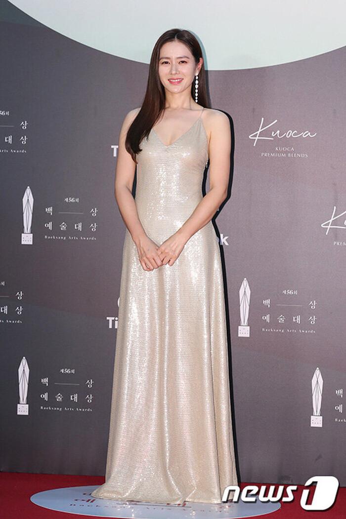 Son Ye Jin sở hữu vòng 1 vạn người mê nhưng liên tục phồng - xẹp khó hiểu 8