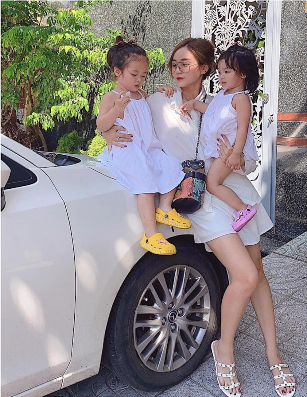 Vợ cũ Hoài Lâm cho biết vì cô là người chăm sóc các con từng li từng tí từ nhỏ đến hiện tại nên cô sẽ không để ai khác thay thế mình