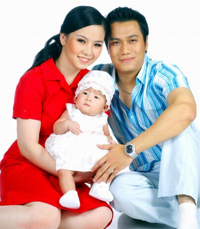 Cuộc hôn nhân đầu của Việt Anh với người vợ tên Thuỳ Linh