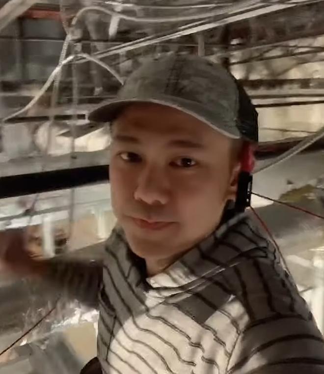 Vân Quang Long trước khi mất: Đi làm thợ điện nuôi vợ con, vẫn khỏe mạnh và vui vẻ 2