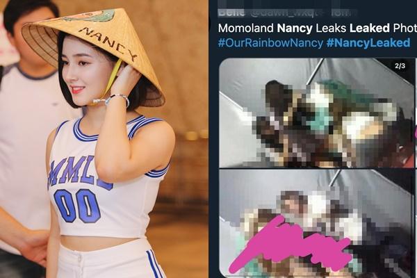 Nóng: Công ty đại diện chính thức khởi kiện và xác nhận Nancy (Momoland) bị phát tán ảnh thay đồ tại sự kiện AAA ở Việt Nam 0