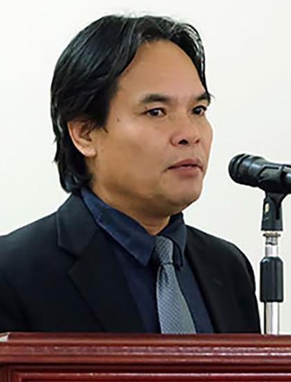 Ông Lê Văn Sửu.