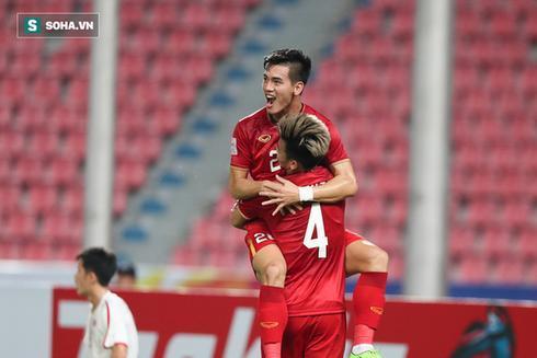 U23 Việt Nam chính thức dừng chân ở giải U23 châu Á.