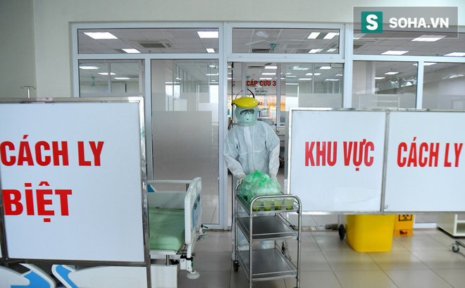 Ca bệnh thứ 15 dương tính với virus Corona ở Việt Nam là cháu bé 3 tháng tuổi ở Vĩnh Phúc 0