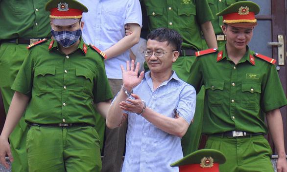 Bị cáo Nguyễn Quang Vinh chủ mưu vụ án.
