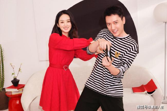 Hành động đáng ngờ của Phùng Thiệu Phong giữa lúc tin đồn ly hôn Triệu Lê Dĩnh, điều quan trọng lại bị liên tưởng tới bạn gái cũ Nghê Ni? 4