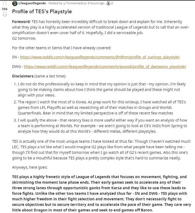 Cộng đồng phân tích sức mạnh của Top Esports và chỉ ra cơ hội để Suning thắng trận Bán Kết sắp tới 1