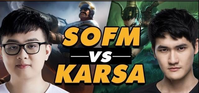 SofM cần phải khai thác thói quen ăn Rồng đầu một mình của Karsa để giúp Suning chiến thắng
