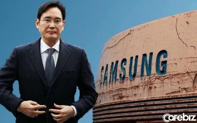 'Gánh nặng' 358 tỷ USD trên vai 'thái tử' Samsung sau cái chết của cha 1