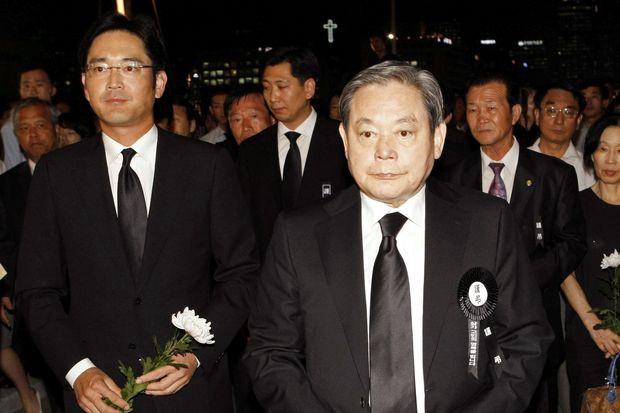 'Gánh nặng' 358 tỷ USD trên vai 'thái tử' Samsung sau cái chết của cha 0