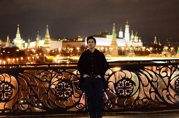 Thầy giáo soái ca từng là du học sinh Nga