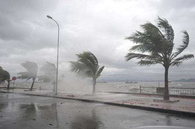 Theo dự báo, trong các ngày 27-29/10, bão số 9 có cường độ rất mạnh ảnh hưởng trực tiếp đến các tỉnh miền Trung. (Ảnh minh họa)